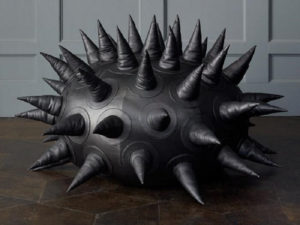 Urchin Black Bean Bag