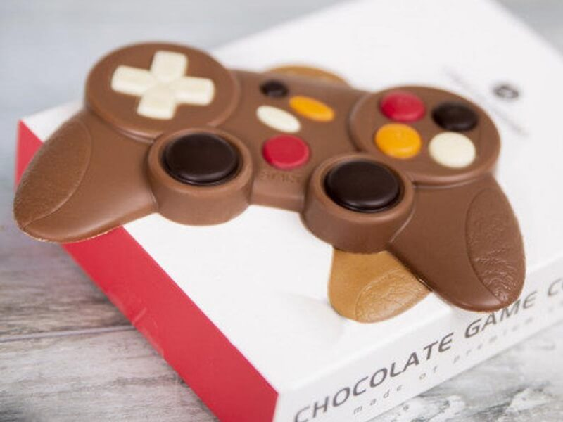 Chocolate Xbox controller