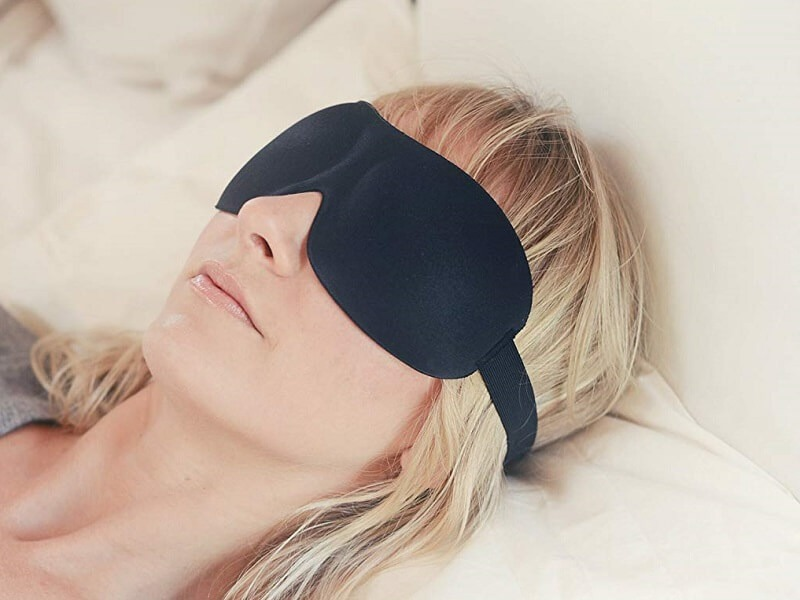 Luxury Patented Sleep Mask