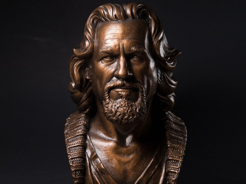 The Dude (The Big Lebowski) bust